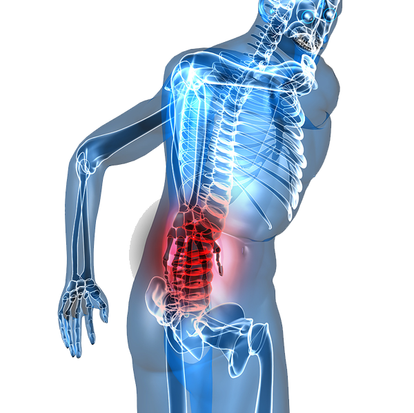 Symptoms, Diagnosis and Treatment of Lower Back Pains